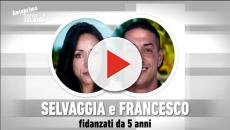 Temptation Island news, Francesco contro Selvaggia