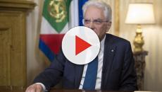 Mentana attacca il discorso di Mattarella