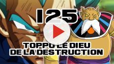 Titre Dragon Ball Super 125: Analyse et Théorie sur la véritable force de Toppo!