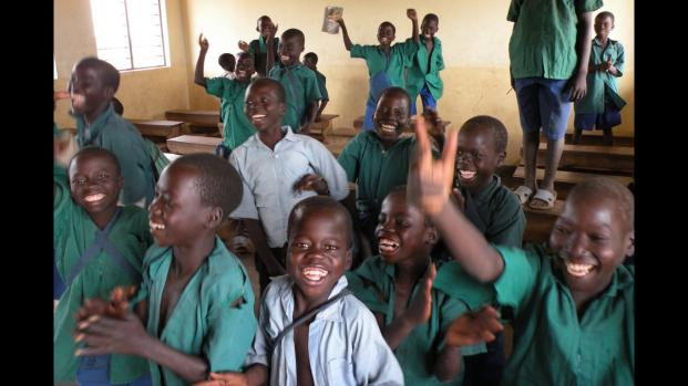 Tanzania azotada por epidemia de risa
