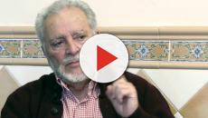 Confesiones de Julio Anguita sobre Pedro Sanchez