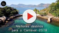 Melhores destinos para o Carnaval 2018