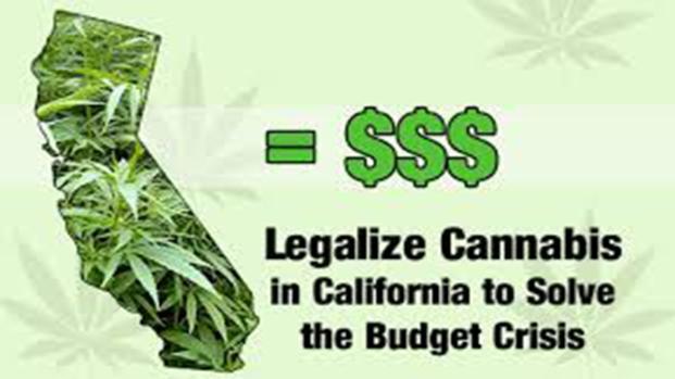 A California è stato legalizzato per i maggiori di 21 anni l'uso della cannabis