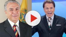 Vídeo: Silvio Santos vira amigo de político e a atitude revolta brasileiros.