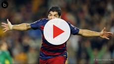 Assista: 'Como amigo, estou muito feliz', diz Suárez