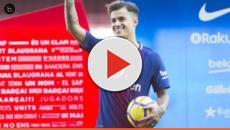 Vídeo: Camisa 14 de Mascherano será herdada por Philippe Coutinho