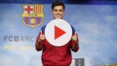 Vídeo: chegada de Coutinho não agradou a todos no Barça