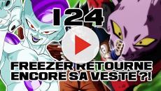 Dragon Ball Super 124: Que fera Gohan face à la trahison de Freezer pour l'U11 ?