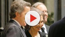 VIDEO: La reina Sofía mantiene una entrañable amistad con Alfonso Díez