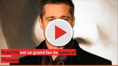 Game of Thrones: Brad Pitt a enchéri 120 000$ pour voir un épisode avec Daenerys