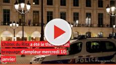 Braquage au Ritz : Plus de 4 millions d'euros de bijoux dérobés
