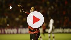 Vídeo: Acertado com rival, Diego Souza manda recado para Palmeiras.