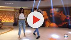 Vídeo: Loreto tira Fátima para dançar