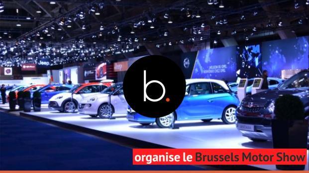 Le salon automobile de Bruxelles 2018 a ouvert ses portes