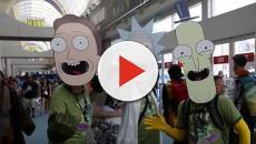 'Rick and Morty' wins Critics' Choice Award