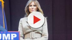 First Lady Melania Trump destroyed on Twitter after posting her plans for 2018