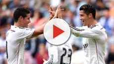 Vídeo: Cristiano Ronaldo solta a bomba sobre regresso de James Rodríguez