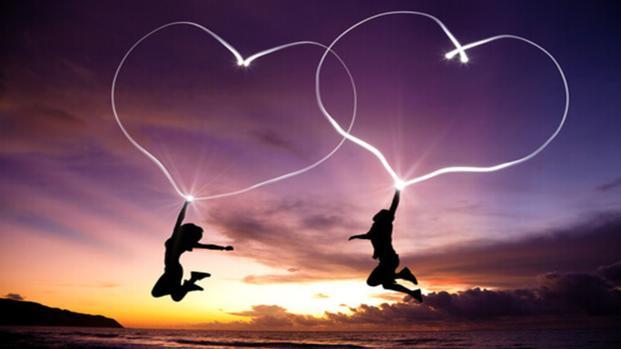 I 7 tipi di amore diversi che esistono al mondo