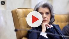 Assista: Ameaça contra TRF-4 causa discussão entre Cármen Lúcia e presidente