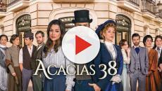Video: Una vita, anticipazioni al 26 gennaio: Celia coglie in flagrante Felipe