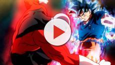 VIDEO: 'DBS': ¿Peleará Son Goku realmente contra Jiren sin el Ultra Instinto?