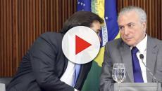 Vídeo: Maia fala sobre prazo da reforma da previdência