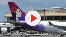 Vídeo: Corpo é encontrado por funcionários em aeroporto internacional do Havaí.