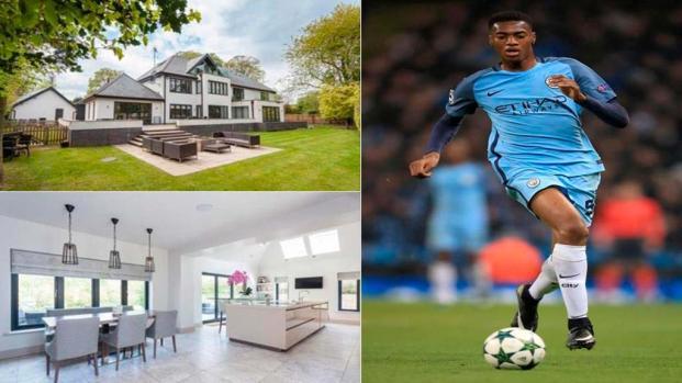 VIDEO: Jugador de 20 años se compra mansión de €2,5M sin haber debutado