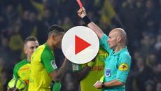 PSG-Nantes : L'arbitre suspendu après son geste incroyable durant le match !