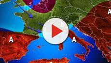 Meteo Italia: l'inverno 2018 entra nel vivo