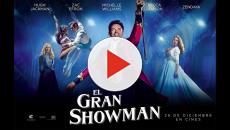 Extraordinaria interpretación de Hugh Jackman en El Gran Showman