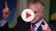 Vídeo: Temer recebe informações sobre o julgamento de Lula