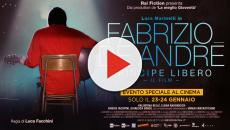Fabrizio De André - Principe Libero: in uscita il film sulla vita di Faber