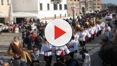 In Italia è tempo di Carnevale