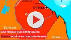 La Guyane, sa situation et son autonomie