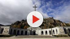 El viejo Mausoleo franquista