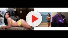 Vídeo: conheça a sósia de Gracyanne Barbosa