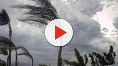 In queste ore l'intero centro sud è spazzato dal forte vento