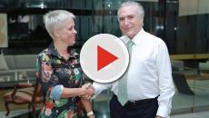 Assista: Líder do PTB sugere saída política para caso Cristiane Brasil