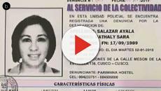 Dudas sobre la muerte de Nahaly Salazar