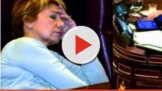 Vídeo: Hunden a Celia Villalobos con una sutil venganza aplaudida por las redes