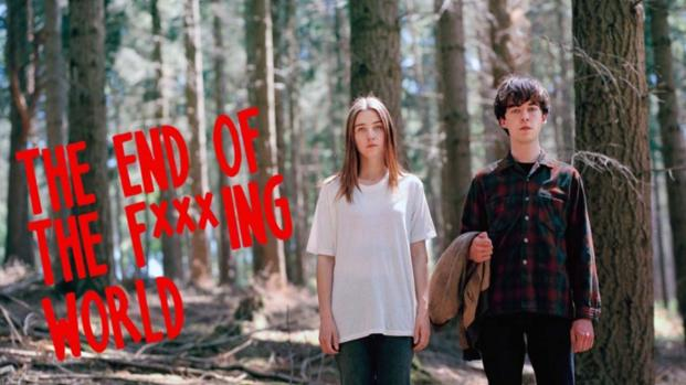 The End of the F***ing World : il primo regalo di Netflix del 2018