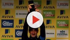 Tour Down Under, Viviani approfitta di un errore di Ewan