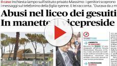 Nelle ultime ore: ammissione di colpevolezza da parte di Massimo De Angelis