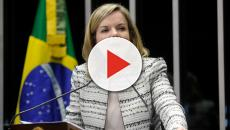 Vídeo: Gleisi Hoffmann garante paz em Porto Alegre