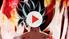 VIDEO: V Jump comparte una nueva imagen del Ultra Instinto de Goku