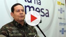 Vídeo: situação do general Mourão segue indefinida