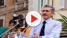 Massimo D'Alema attacca Renzi, apre pero' a discorsi futuri