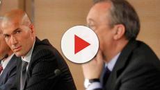 VIDEO: La última pelea de Zidane y Florentino fue vista por un jugador