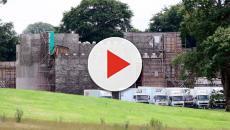 VIDEO: Jon Nieve en Belfast para el rodaje de la temporada 8